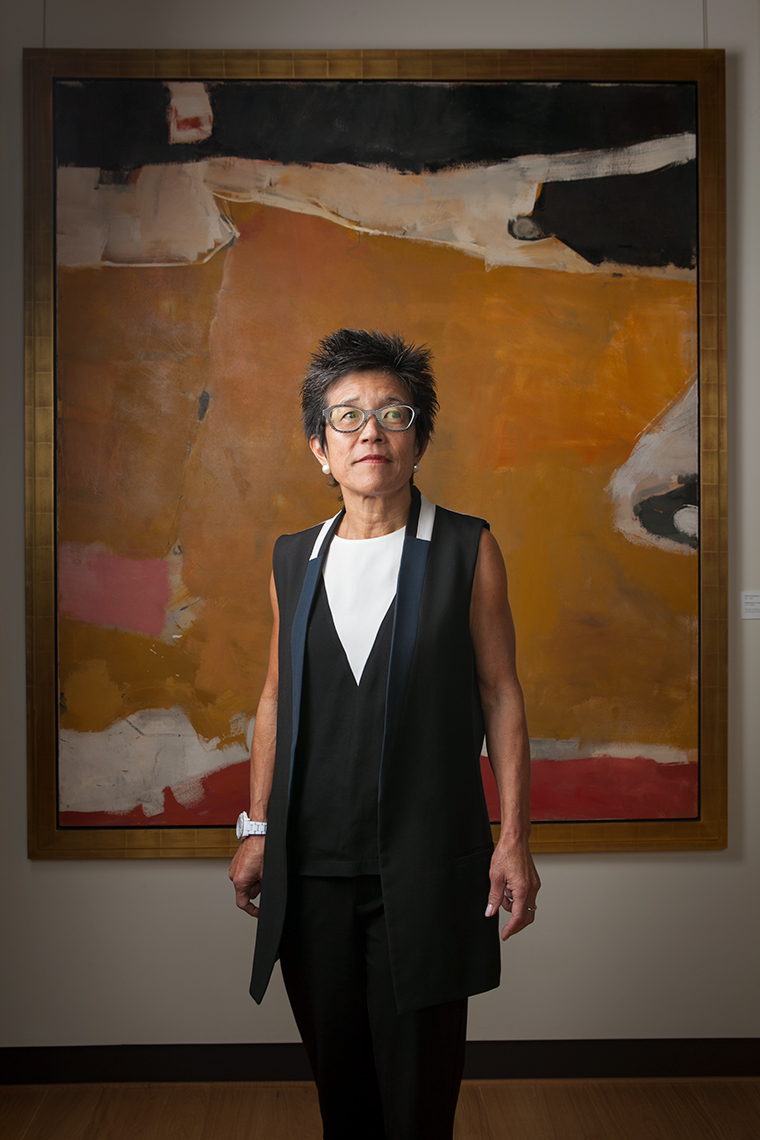KIM KANATANI | Director of UCI Institute and Museum for California Art