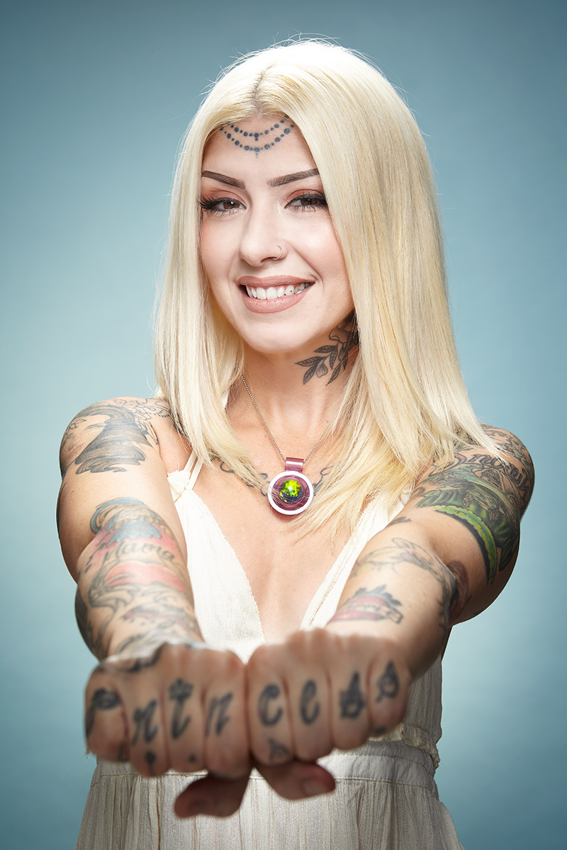 PRINCESS HILLA | INK MASTER Season 8
