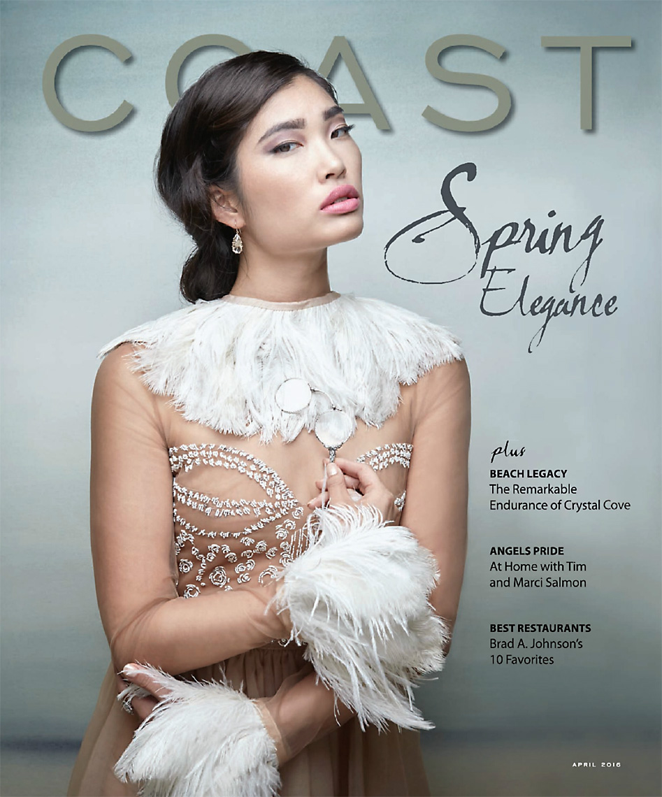 COAST MAGAZINE | Spring Fashion