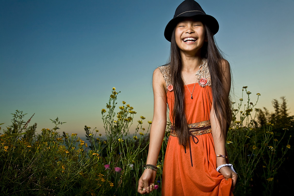 orange county ca kids children portraits photography